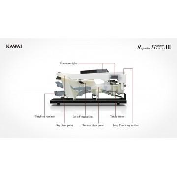 Kawai MP-7 SE mechanika