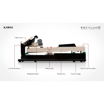 Kawai VPC-1 mechanika