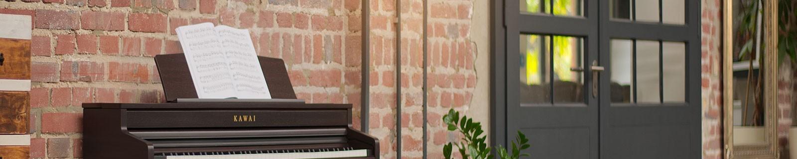Készletről azonnal átvehető digitális zongorák
